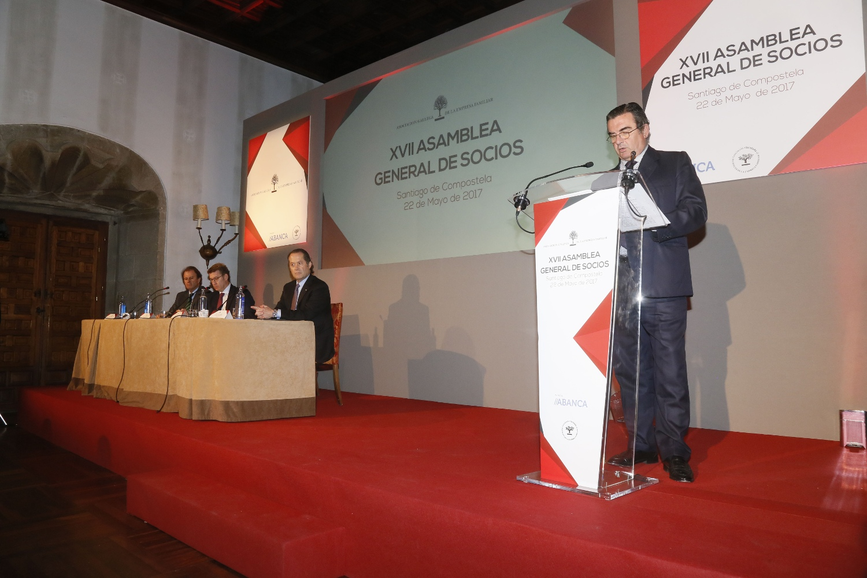 Víctor Nogueira nuevo presidente de AGEF-nova