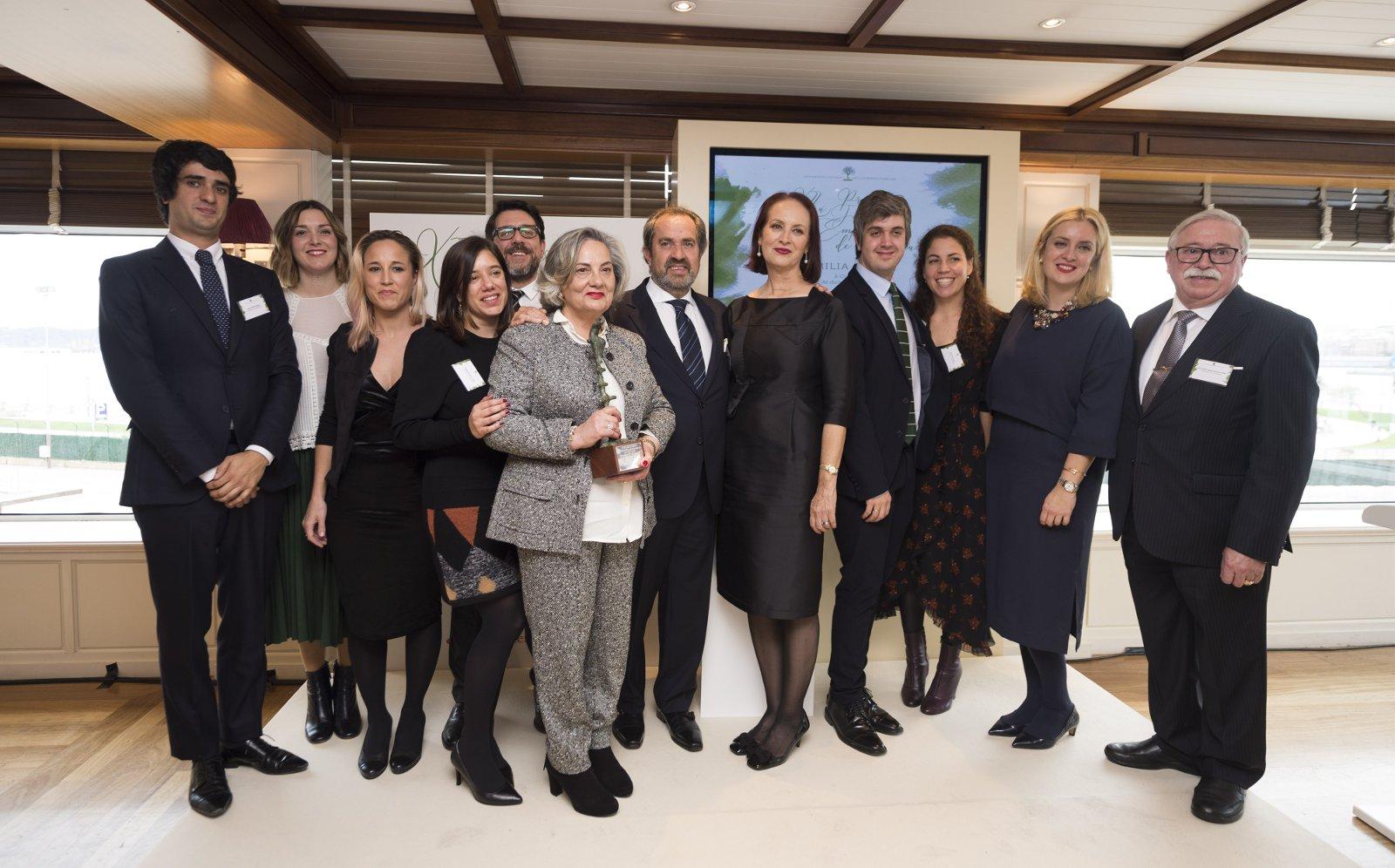 XII premio empresa familiar-nova